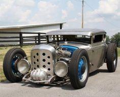 Ridge Park Speed Shop's 30 A Ford