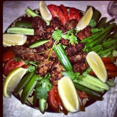 Kofta.  Afghan lunch. Afghan Food Recipes, Indian Food Recipes, Ethnic Recipes, Food N, Food And Drink, Afghanistan Food, Pakistan Food, Persian Recipes, Madhuri Dixit