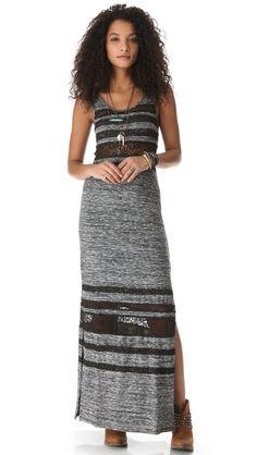 Free People Hazy Daze Maxi Dress @ shopbop