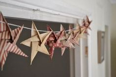 DIY Start Gatland Christmas crafts - Girl about townhouse
