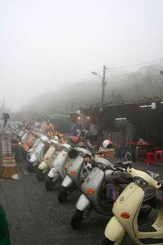 http://bamboobutterfly.com/the-truth-about-driving-a-scooter-in-taiwan | The very first time I tried to cross a street in Taiwan it took me over ten minutes. When I finally managed to get across, running for my life, I decided that Taiwan must have the world's record for the craziest drivers on the planet. Traffic lights are frequently ignored, along with most of the rules of the road.
