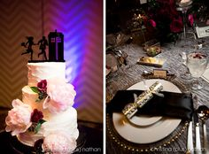 Christina (plus) Nathan - two of the top Calgary wedding photographers for over a decade. Their award winning photography is filled with real moments. Award Winning Photography, Cake Toppers, Wedding Photography, Table Decorations, Weddings, Winter, Wedding Shot, Winter Time, Wedding