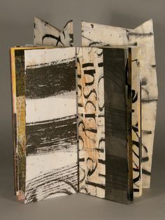 Homage to words - beautiful books by Laura Wait