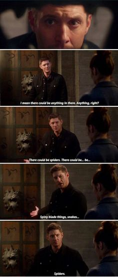 Supernatural The Scorpion and the Frog // 13.08