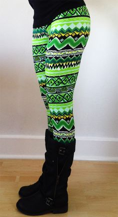 Loooove these....Hey, I found this really awesome Etsy listing at http://www.etsy.com/listing/178049813/women-leggings-flower-leggings-colorful