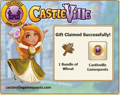 castleville wheat rewards items cheats links http://castlevillegamequests.com/