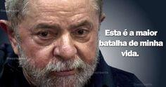 """Manchette : Lula pede socorro a amigos, sugere apelo de misericórdia à Sérgio Moro e fala em """"contribuir"""""""
