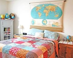 Break out the tool kit! 11 D-I-Y headboards