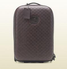 interlocking G suitcase       Dream luggage  Gucci