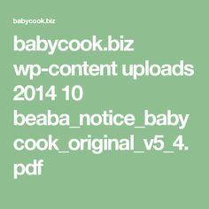 babycook.biz wp-content uploads 2014 10 beaba_notice_babycook_original_v5_4.pdf