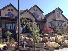 Utah Valley Parade of Homes 2014 #HHDU #NaturalStone