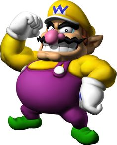 View an image titled 'Wario Art' in our Mario & Sonic at the Olympic Games art gallery featuring official character designs, concept art, and promo pictures. Super Mario Party, Super Mario Bros Games, Super Smash Bros Brawl, Mario Kart 8, Mario Bros., Nintendo Characters, Video Game Characters, Nintendo Games, Cartoon Characters