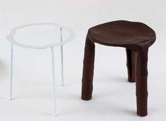 coat stool by guido brinkmann