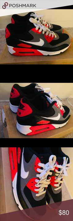 7 Best Nike Air Max Infrared images | Nike air max, Air max