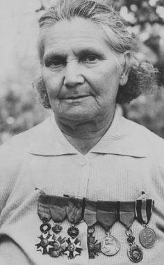 Milunka Savic, la mujer más condecorada de la historia que terminó de señora de la limpieza
