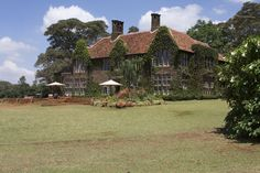 Giraffe Manor, Kenya - Set among a lush 142 acres, the Manor was built in the 1930s to resemble a Scottish hunting lodge. Today it maintains its authentic character with all of the modern conveniences one would expect. There are 10 double luxury suites at the Manor, each with ensuite bathrooms and beautiful antique furnishings. For families, the Finch Hatton and Karen Blixen suites offer more spacious accommodations and direct access to the landscaped courtyard.