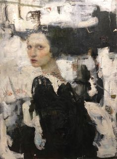 Find the latest shows, biography, and artworks for sale by Ron Hicks. Representational painter Ron Hicks's figures and interiors seek to achieve a balance be… New York Art, Art Abstrait, Western Art, Portrait Art, Portraits, Art Fair, Silhouette, Impressionism, Impressionist Art