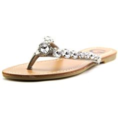 109f11bf43d G By Guess Lalaa Women US 5.5 Gray Flip Flop Sandal    See this great
