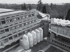 Avanti and NORD Selected to Revitalize St Peter's Seminary in Scotland