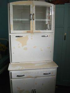 vintage retro kitchen cabinet/cupboard/larder/unit 1940s/50s/60s