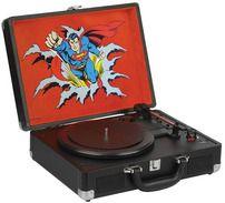 Superman Portable Turntable!! | #HastingsExclusive #Superman #TeamSuperman #SupermanvBatman | goHastings.com