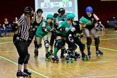 April 6th NFRD vs Team Free Radicals https://www.facebook.com/events/628123890590739/