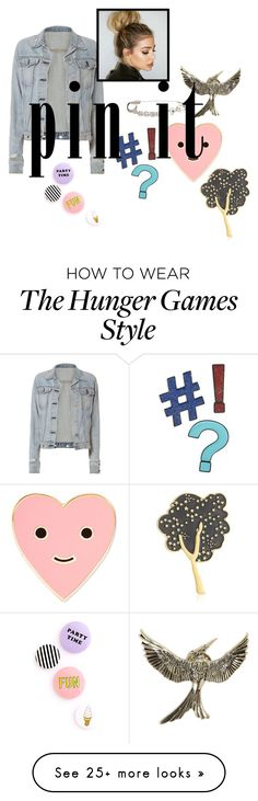 """#pins"" by hungrymonkeys4 on Polyvore featuring rag & bone, Sonia Rykiel, ban.do, Design Lab and Marc Jacobs"