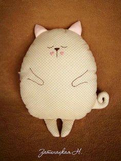 Cojin de gato