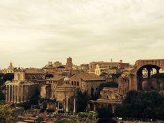 foro romano,roma,italia