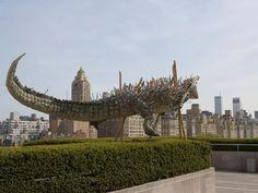 Move Along, Nothing to See Here (2006) - New York, NY, USA   Cai Guo-Qiang