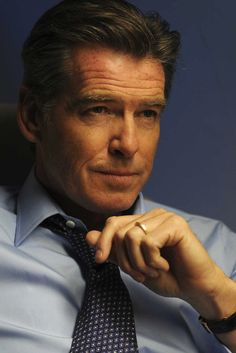 Pierce Brosnan as Chiron. I know he really did play Chiron, but I don't see anyone else as Chiron.