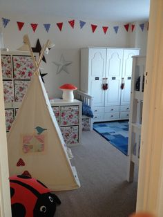 Kids Teepee Tent: Play tents and other things