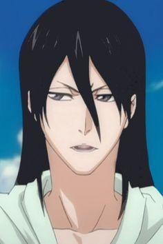 Kuchiki, Byakuya from Bleach