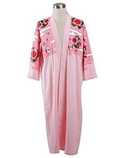 Introducing Mtxc Mens Bleach Cosplay Costume Kyoraku Shunsui Kimono Coat Size XLarge Pink. Get Your Ladies Products Here and follow us for more updates!