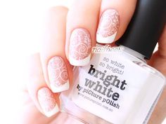 The most beautiful, amazing and magic nails. Discover top 75 gorgeous nail design ideas for girls. French Nails, Nails 2015, Magic Nails, Picture Polish, Wedding Nails Design, Nail Polish Designs, Beautiful Nail Designs, Gorgeous Nails, Manicure