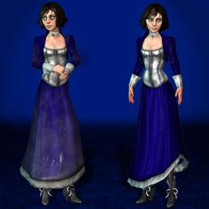 Bioshock Infinite - Elizabeth Corset: What would Booker do without his Elizabeth? Halloween Costume Contest, Halloween Cosplay, Cosplay Costumes, Cosplay Ideas, Costume Ideas, Bioshock Infinite Elizabeth, Elizabeth Comstock, Elizabeth Cosplay, Bioshock Game