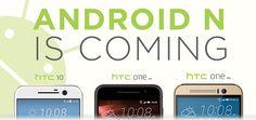 Android 7.0 Nougat Alacak HTC Cihazlar