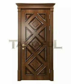 Main Door Design Window Wood Entry Doors Wooden Entrance