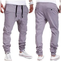 fd81a7bd528 2018 Plus Size Men New Casual Pants Sporting Joggers Trousers Fitness Gym  Clothing Pockets Leisure Sweatpants