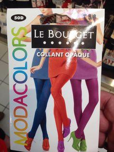 Panty's gekocht in de Carrefour Frankrijk.