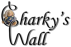 Charky's Wall Clock and Decals for Home Decorations