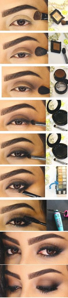 Wonderful Makeup Inspired Tutorials # Step by Step / Best LoLus Makeup Fashion