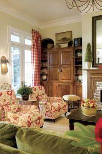 Paula Deen's Living Room: