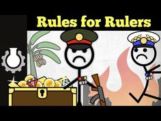 YouTube: The Rules for Rulers (A SUMMARY OF THE BEST BOOK OF POLITICS EVER WRITTEN)