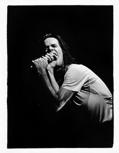 Nick Cave and the Bad Seeds !