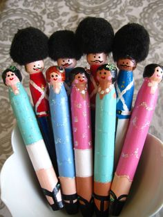 Used to love making peg dollies...... as we grow up we always seem to run out of time to do fun little things