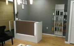 Salon JM - Custom Salon Design