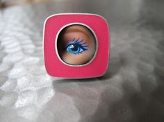 barbie ring: margaux lange