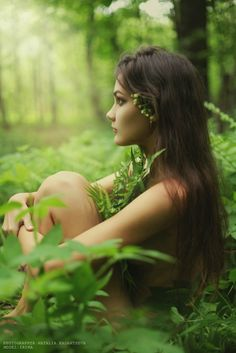 forest nymph by Natasha Kadantseva on 500px