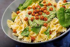 Die besten gesunden Diäten und Rezepte zum Abnehmen – Body's Perfect Clean Eating Diet, Healthy Eating, Best Healthy Diet, Farfalle Pasta, Weight Loss Routine, Spinach Pasta, Best Diets, Pasta Salad, Cravings
